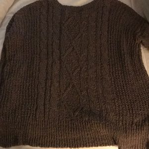 Abercrombie & Fitch Sweaters - Cable knit sweaters